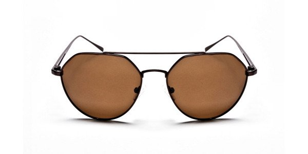 Classic Brown Style Avatar Shades