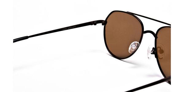 Brown Tinted Avatar Sunglasses -4