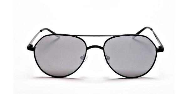Silver Grey Sunglasses