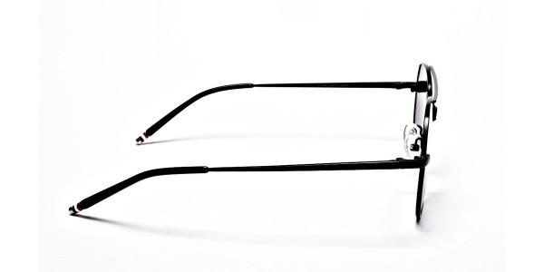 Silver Grey Sunglasses -3