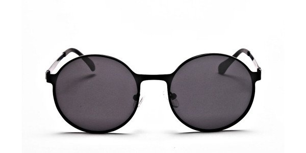 Grey tint sunglasses