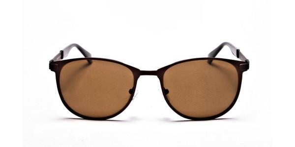 Brown Shady Sunglasses