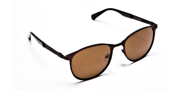 Brown Shady Sunglasses -1