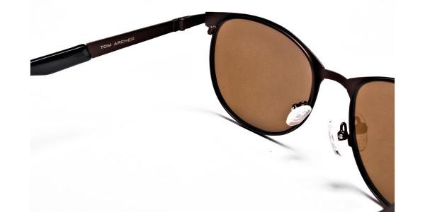 Brown Shady Sunglasses -4