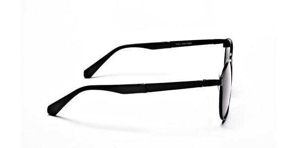 Grey Tinted Sunglasses -3