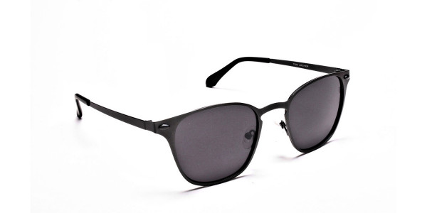 trendy gunmetal sunglasses -1