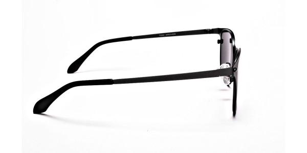 trendy gunmetal sunglasses -4