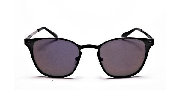 Pizzazz Purple Sunglasses