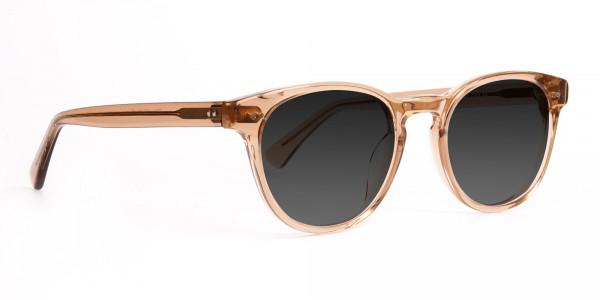 brown-transparent-round-full-rim-dark-grey-tinted-sunglasses-2