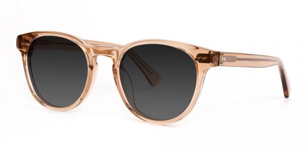 brown-transparent-round-full-rim-dark-grey-tinted-sunglasses-3