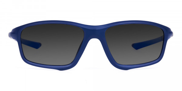Golf Sunglasses With Grey Tints-1