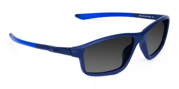 Golf Sunglasses With Grey Tints-2
