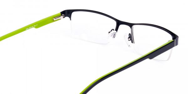 titanium eyeglass frames-5