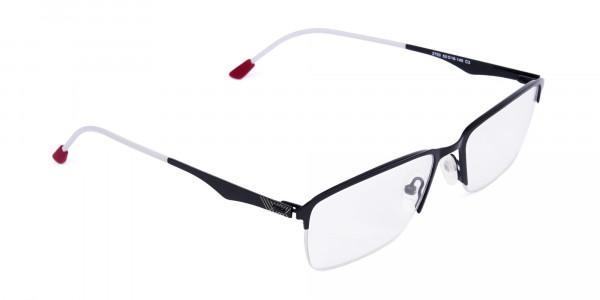 black titanium glasses-2