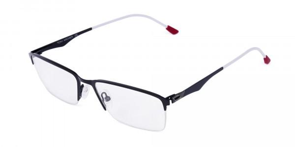 black titanium glasses-3