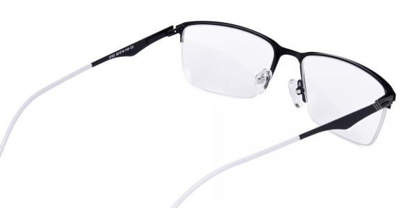 black titanium glasses-5