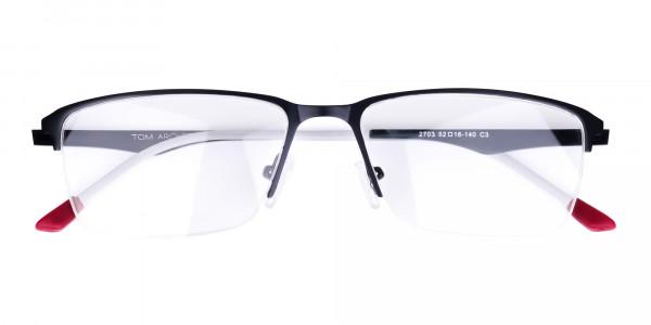 black titanium glasses-6