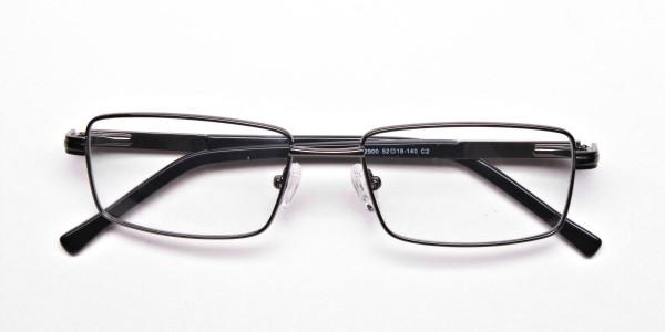 Black and gunmetal frames -6