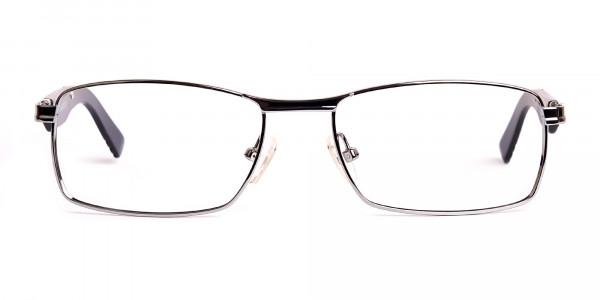 silver-and-matte-black-rectangular-full-rim-glasses-frames-1