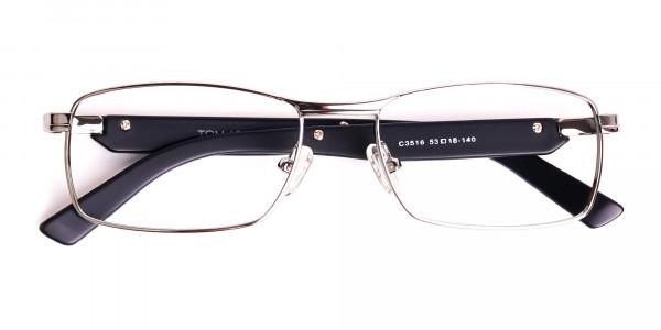 silver-and-matte-black-rectangular-full-rim-glasses-frames-6