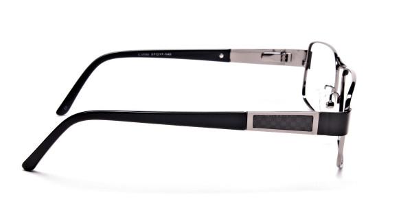 Black & Gunmetal Glasses -4