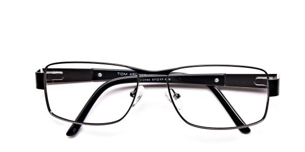 Black & Gunmetal Glasses -6