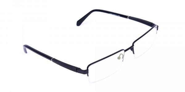 Black-Thick-Rectangle-Glasses-Frames-2