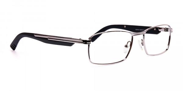 silver-and-matte-black-rectangular-full-rim-glasses-frames-2