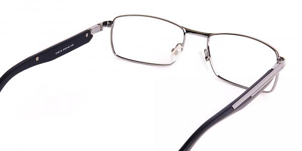 silver-and-matte-black-rectangular-full-rim-glasses-frames-5