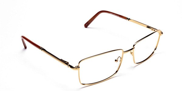 Stunning Gold & Caramel Kings Frame -2