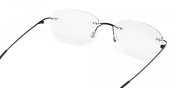 black-wayfarer-rimless-wayfarer glasses-frames-5