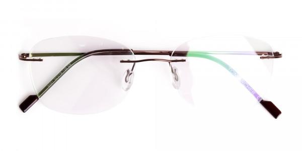 brown-wayfarer-rimless-glasses-frames-6