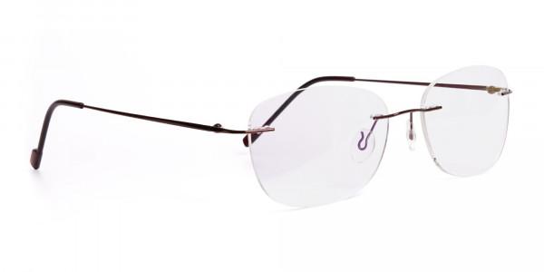 brown-wayfarer-rimless-glasses-frames-2