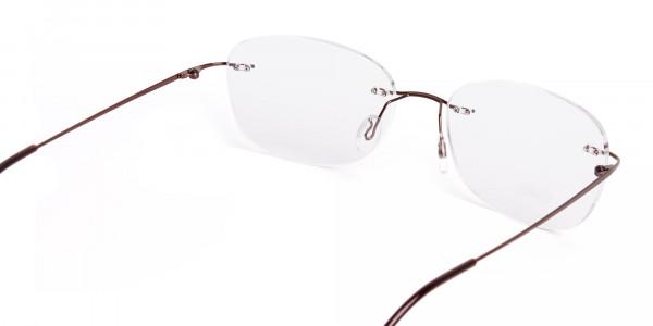 brown-wayfarer-rimless-glasses-frames-5