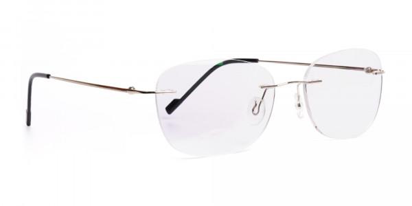 silver-wayfarer-rimless-glasses-frames-2