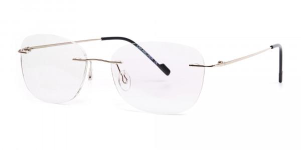 silver-wayfarer-rimless-glasses-frames-3