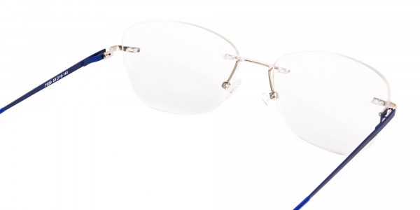 silver-and-blue-cateye-rimless-glasses-frames-5