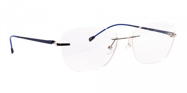 silver-and-blue-cateye-rimless-glasses-frames-2