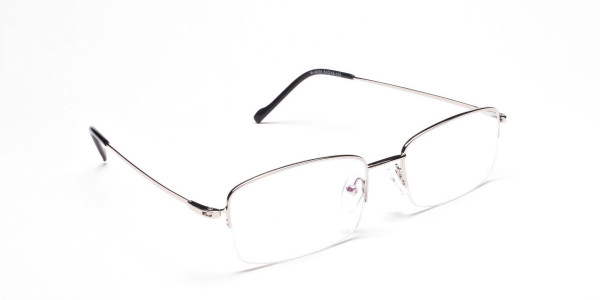 Silver Frames with Touch of Blacks - 2