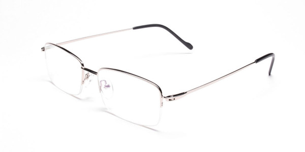 Silver Frames with Touch of Black - 3