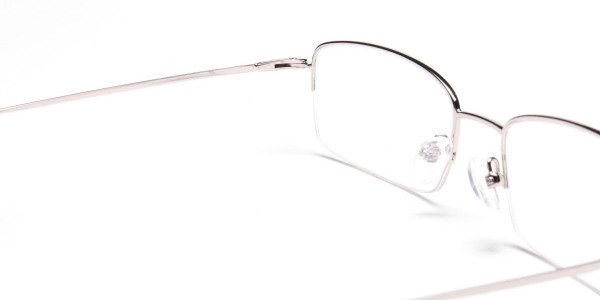 Silver Frames with Touch of Black - 5