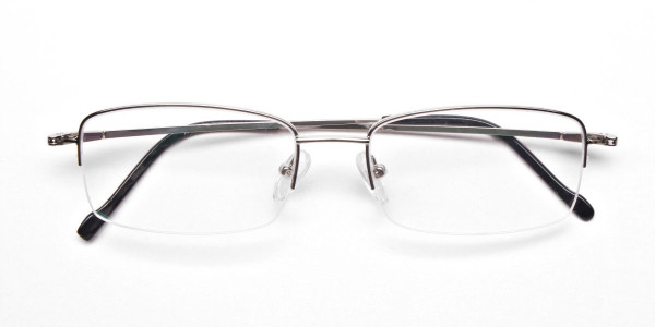 Silver Frames with Touch of Black - 6