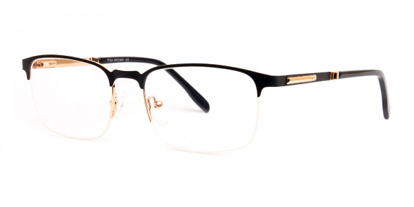black-and-gold-rectangular-half-rim-glasses-frames-3