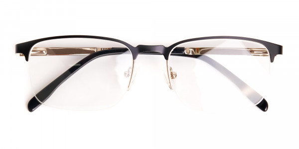 black-and-silver-rectangular-half-rim-glasses-frames-6