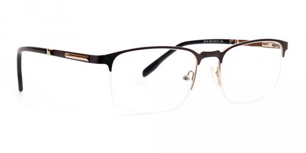 grey-gunmetal-rectangular-half-rim-glasses-frames-3