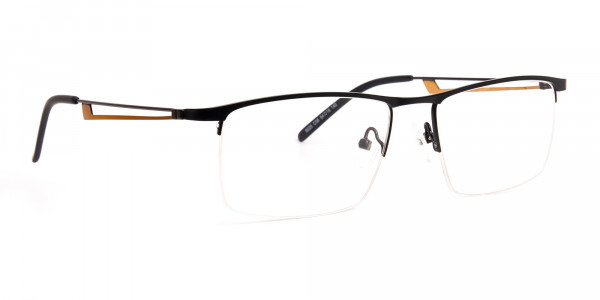 black-and-brown-half-rim-rectangular-glasses-frames-2