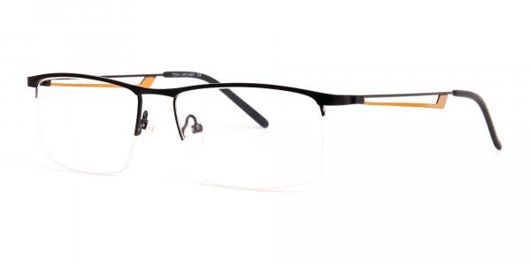 black-and-brown-half-rim-rectangular-glasses-frames-3