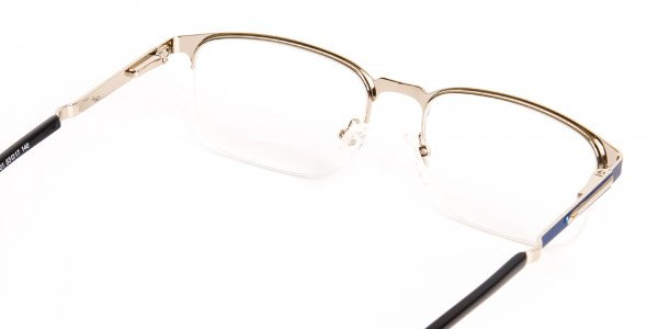 dark-and-navy-blue-rectangular-half-rim-glasses-frames -5