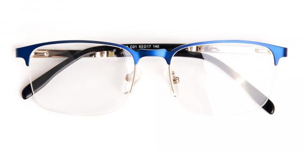dark-and-navy-blue-rectangular-half-rim-glasses-frames -6