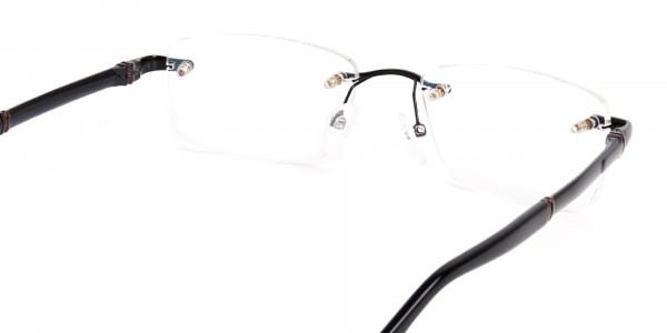 black-rectangular-rimless-titan-glasses-frames-5